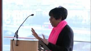 Dr. Yvonne Thompson CBE - Social Entrepreneur