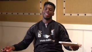Daniel Sturridge and Jordon Ibe take the LFC hip-hop quiz