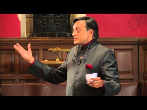 Dr Shashi Tharoor - Britain Does Owe Reparations