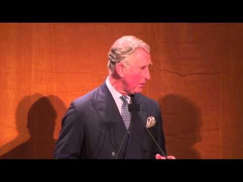 The British Asian Trust - HRH Prince Charles Address