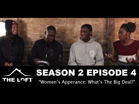 Women and their appearance? - What's the big deal?