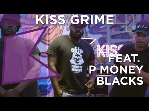 P Money & Blacks Freestyle + Chat | KISS Grime with Rude Kid