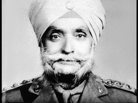 Medals of Honour: Captain Ishar Singh The First Sikh VC