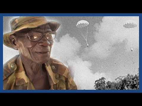 WWII's forgotten army: West Africa's soldiers in Burma
