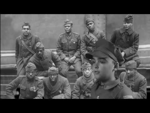 Black Tommies - WW1 School Project