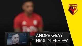 Andre Gray(Football)
