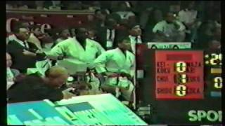 Elvis Gordon(Judo)