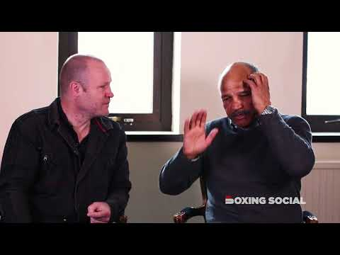 Interview with John Conteh